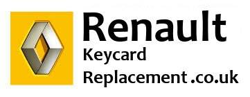 Renault Espace Laguna Megane Scenic Grand Scenic Clio Replacement Repair Remote Key Card lost stolen broken