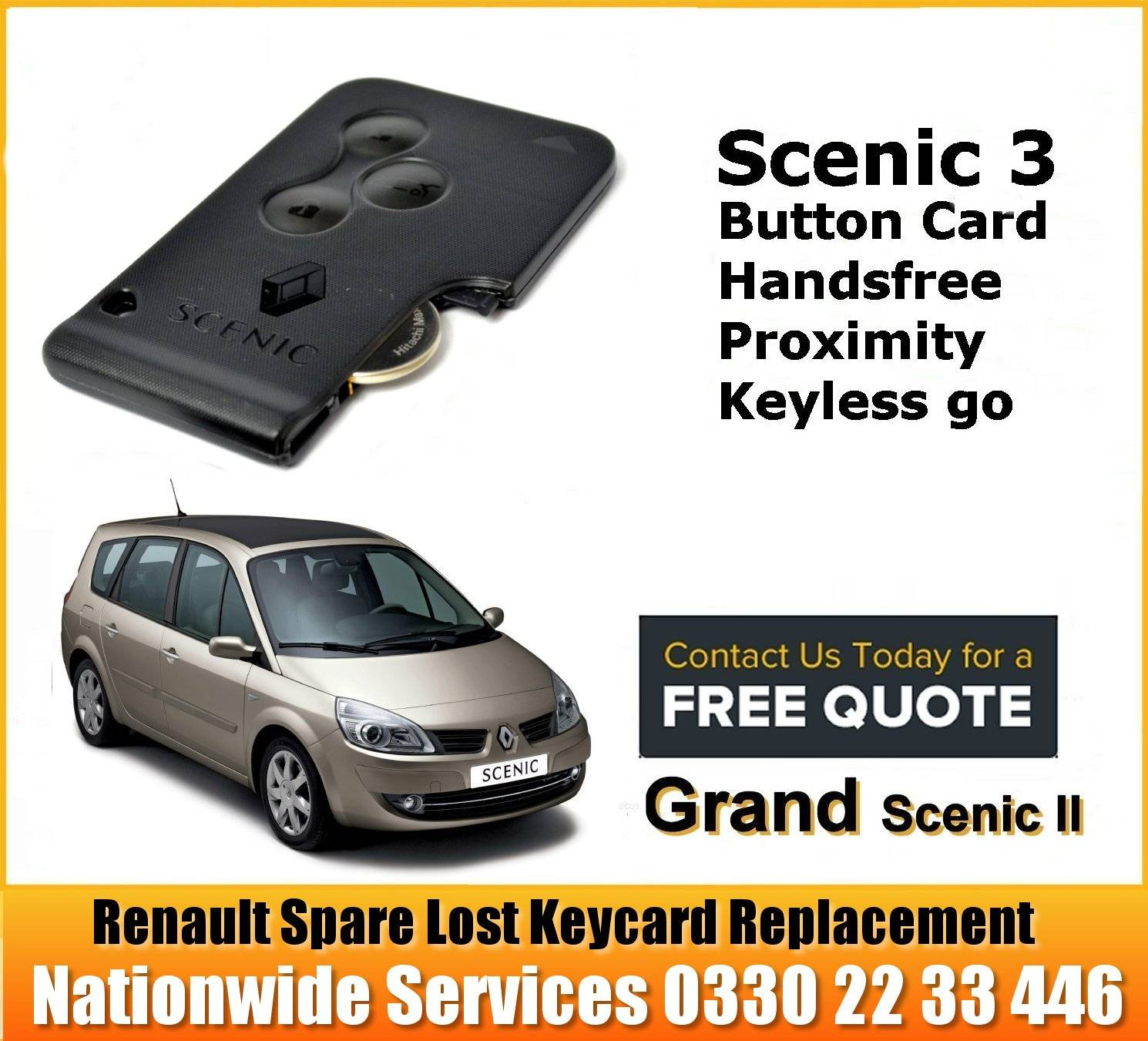 Renault Key Card key Card replacement repair Birchfield, Birmingham City Centre, Boldmere, Bordesley, Bordesley Green, Bournbrook, Bournville, Brandwood End, Brindleyplace, Bromford, Browns Green, Buckland End,