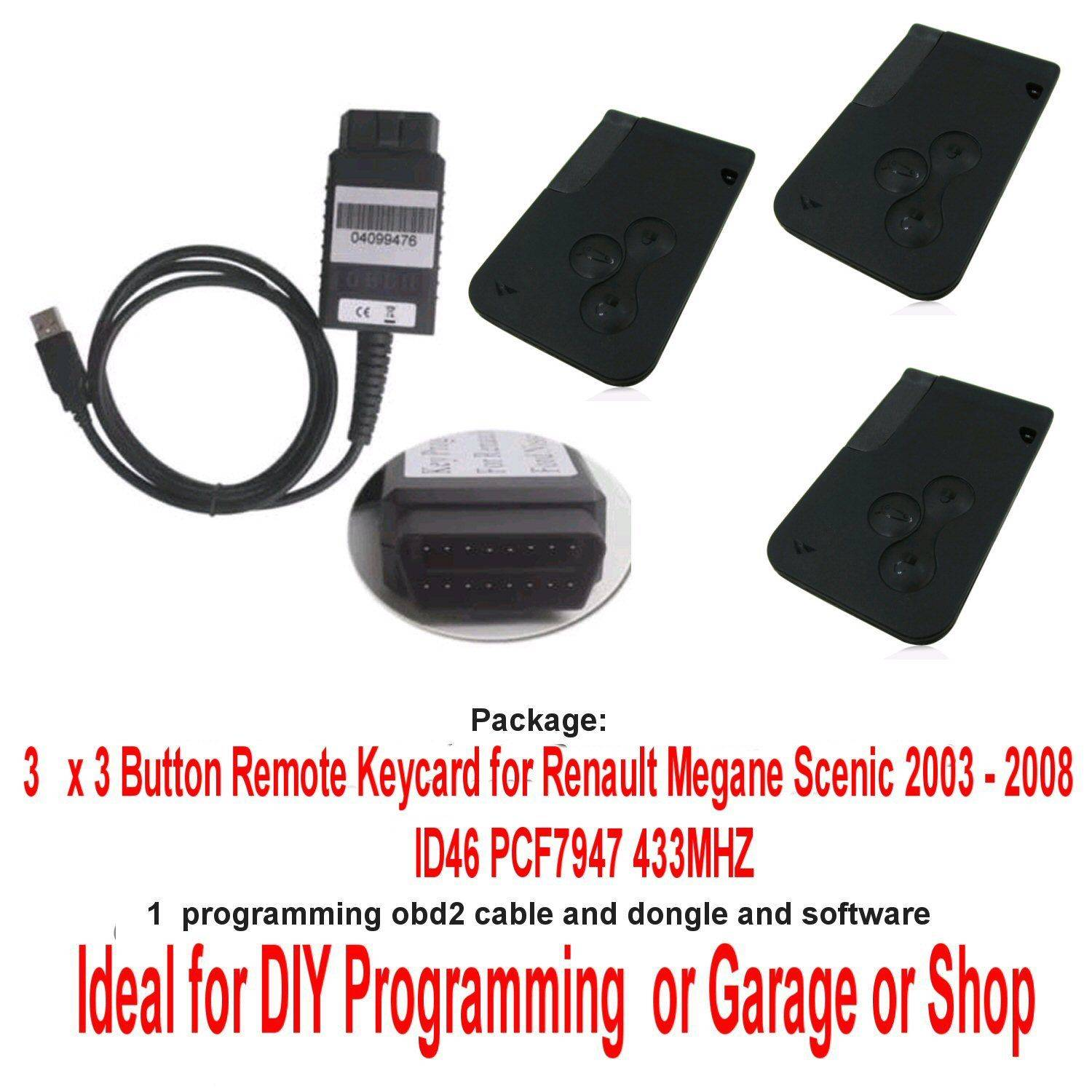 diy programming tool renault renault megane 2003 2008 renault scenic 2003 2008 renault. Black Bedroom Furniture Sets. Home Design Ideas