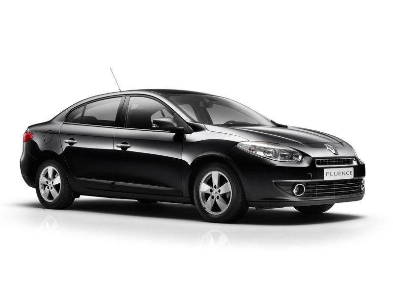 RENAULT FLUENCE I FACELIFT