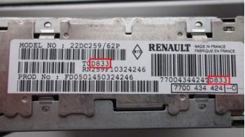 Renault Clio Radio Code Free Calculator Generator, image , 5 image