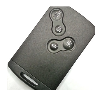 Renault Keycard We Supply & Program