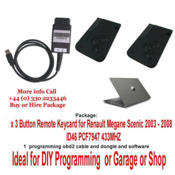 DIY Laptop Programming tool Keycard  Hire or Buy, image