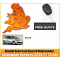 Renault Clio III Key Cut Blade and 2 Button Remote 2007, image