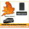 2019 Renault Espace V, 4 Button Key Fob, Replacement, Spare, Lost,  Not Locking Not Unlocking, image