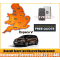 Renault Espace 2017 Replacement Remote Key Card, image