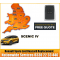 2017 Renault Scenic IV , 4 Button Key Fob, Replacement, Spare, Lost,  Not Locking Not Unlocking, image