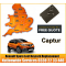Renault Captur 2015 Replacement 4 Button Remote Key Card, image
