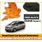 2010 Renault Grand Scenic Replacement 4 Button Remote Key Card, image
