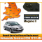 Renault Megane 2007 Replacement 3 Button Remote Key Card, image