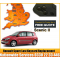 2008 Renault Scenic Replacement 4 Button Remote Key Card, image